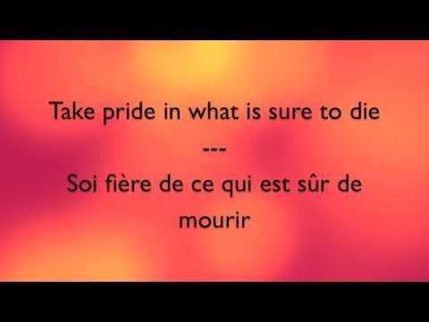 Lyrics traduction française : Twenty One Pilots - Truce