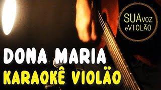Baixar Dona Maria - Thiago Brava - Karaokê Violão