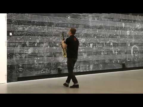 Mats Gustafsson tolkar Chalkboard