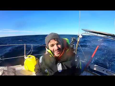 Atlantic Rebirth- convoyage de Toulon aux Canaries