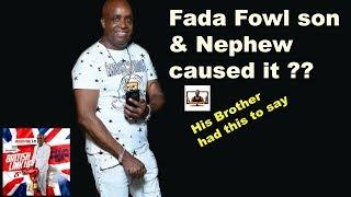 Fada Roy Fowl Family aint always Family