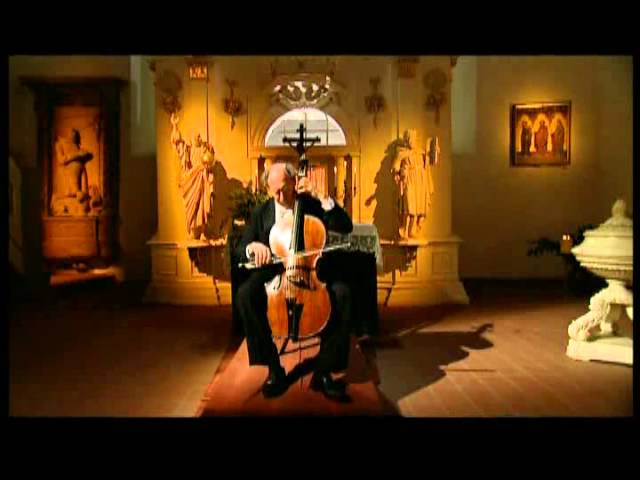 Pandemic Relief: Anner Bylsma plays Bach