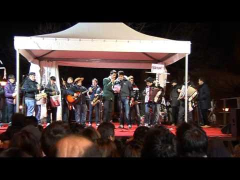 Gambatesa  maitunat - 1-1-2011 - squadra Antonio Mignogna - canzone -