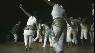 Naks Wan Rutu Tapu Kromanti (Winti) dance