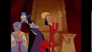 Yzma is Fired - Emperor's New Groove - collab with MasterPages941