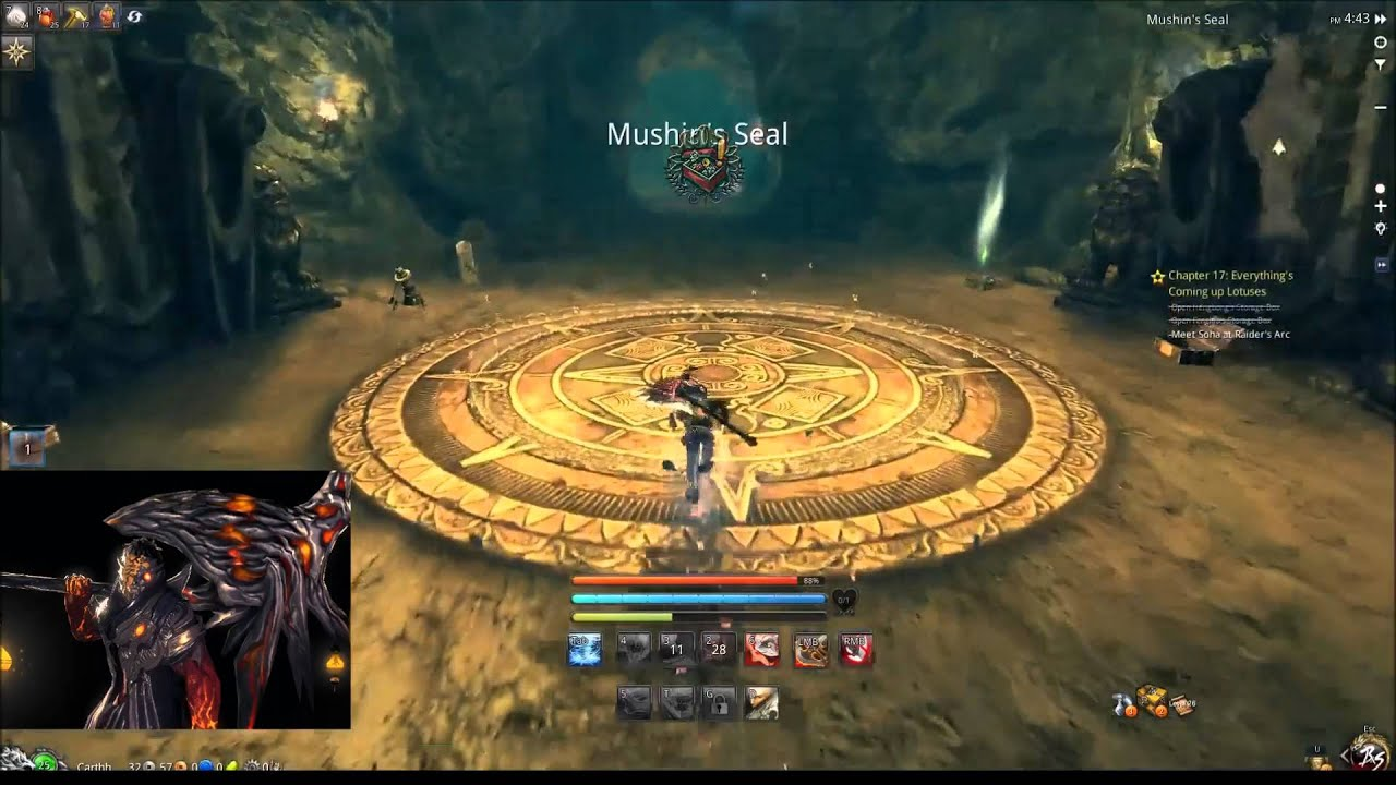 Blade and Soul Leveling Grinding Method (All Classes)
