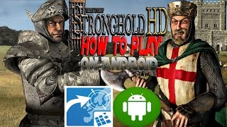 How to Play Stronghold/Crusader HD on Android with ExaGear Strategies