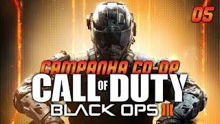 Black Ops 3 Campanha Co-op #5 - Provocação (Missão 4, pt. 1)