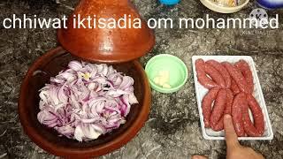 طريقة طهي النقانق #  طريقة مبتكرة وسهلة التحظير#