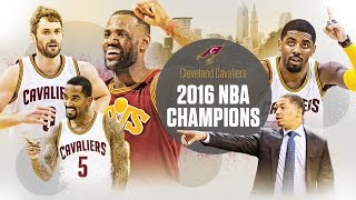 Download All I Do Is Win - Cavaliers Championship Last minute of the 2016 NBA Finals MP3 song and Music Video