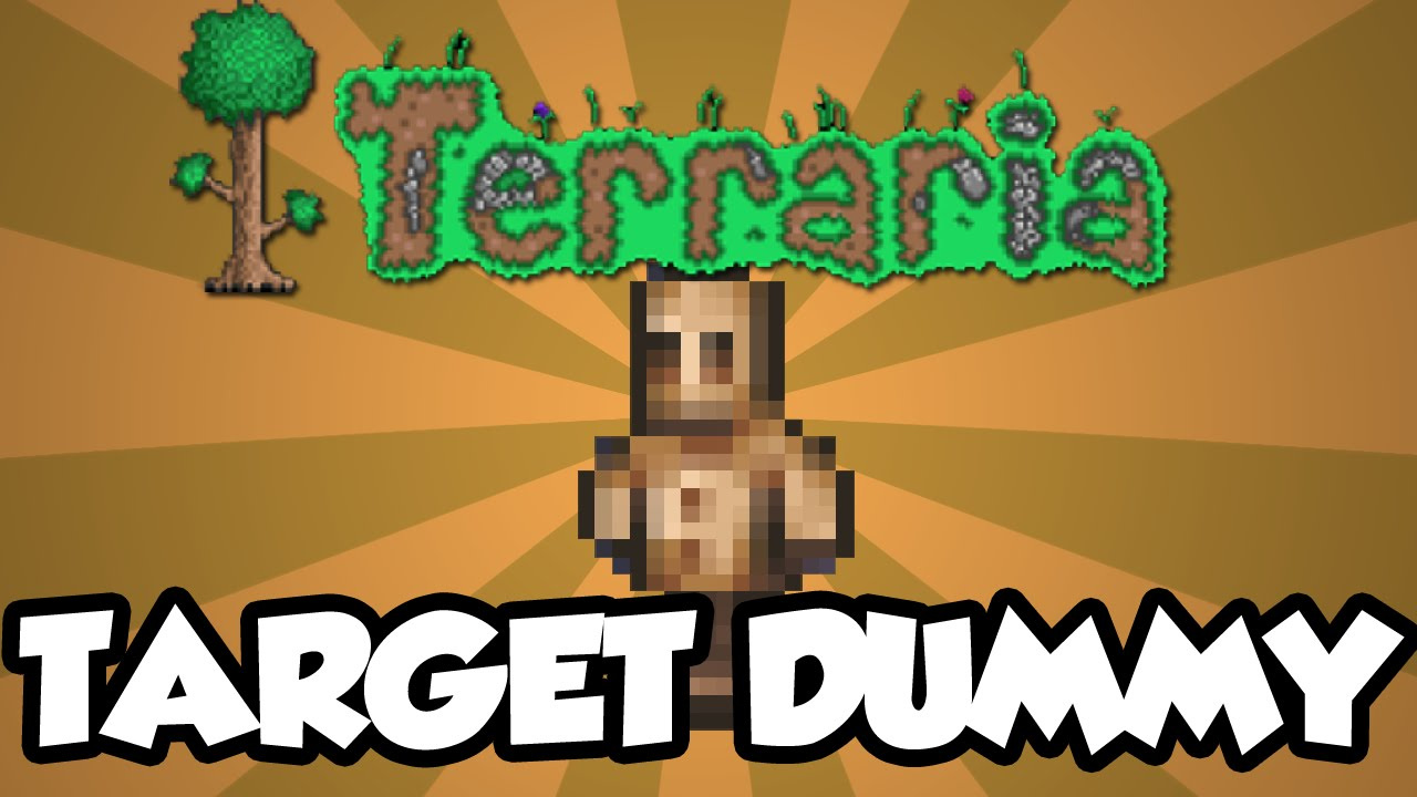 Terraria 13 items the target dummy new terraria 13 terraria 13 items the target dummy new terraria 13 accessories items youtube ccuart Gallery