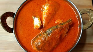 Malvani fish curry l How to make fish curry in hindi l tasty and easy recipe