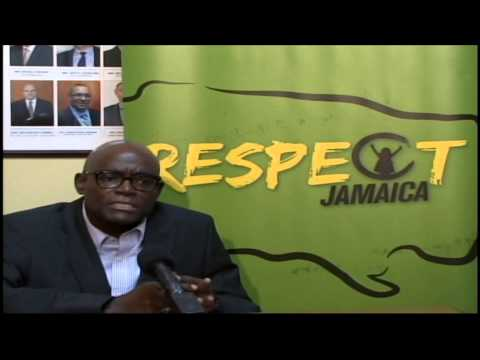 Brian George speaks on the Respect Jamaica Campaign.