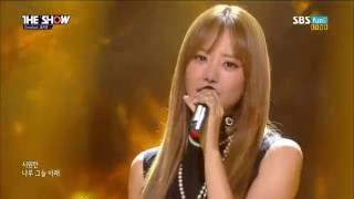 [Comeback] SECRET 송지은 - 오아시스 (OASIS)  (Sep 20, 2016)