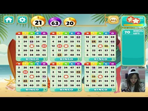 Bingo Bay - Free Bingo Games With MeiMei Jane (메이메이 제인)