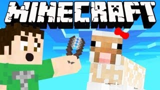 Minecraft - DIRTY NAKED SHEEP GIRL