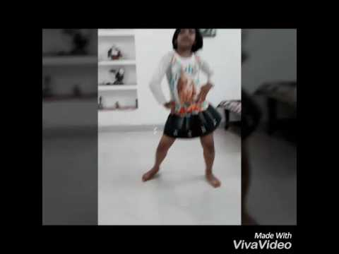 Dance By 6 Year Girl😚 In Tare Gin Gin...