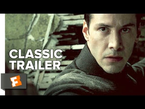 The Matrix Revolutions (2003) Official Trailer #1 - Keanu Reeves Movie HD
