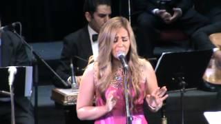وحياة عينيك - غناء الفنانة سومة- الاوبرا- 18/10/2012