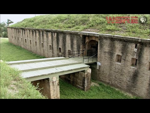 Fort Barrancas: Forts of Pensacola Bay | In Your Own Backyard | WSRE