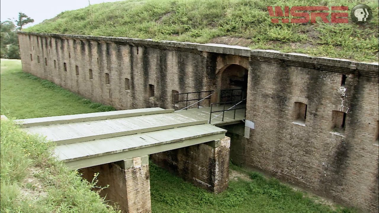 fort barrancas forts of pensacola bay in your own backyard