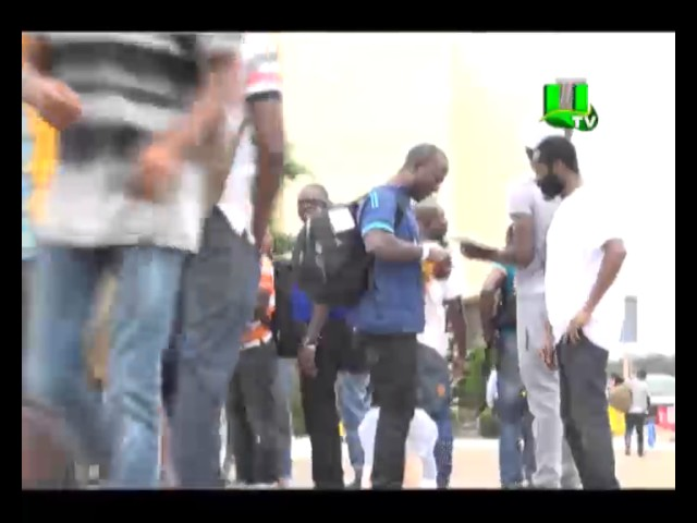 75 Ghanaians deported from USA