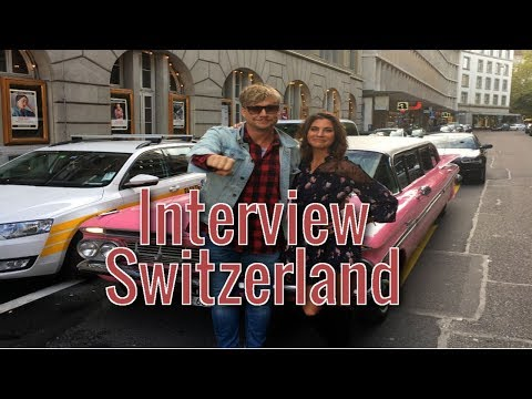 SAMU HABER | LIMO INTERVIEW🍸 | Schwitzerland 2017 🇨🇭