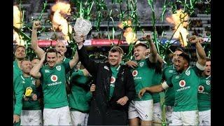Irish rugby's best ever season, and can we win the 2019 World Cup?