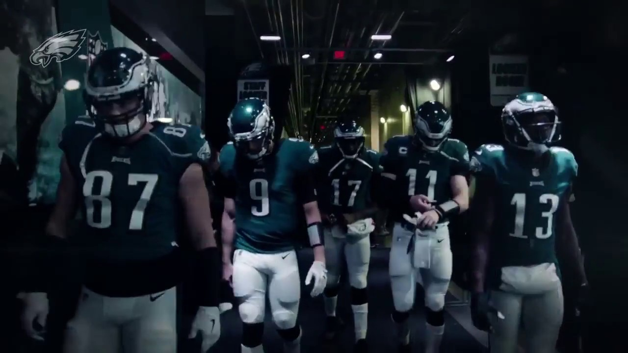 ccfb0b131 Philadelphia Eagles Super Bowl Hype