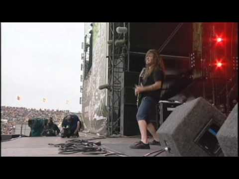 Lamb Of God -Now You've Got Something To Die For - Download Festival 2007