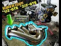 Como optimizar un header de escape Turbo (1JZ-2JZ)