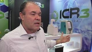 ICR3 mostrou no evento equipamentos e serviços para automação