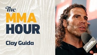 Clay Guida: Only B.J. Penn, Those Around Him Can Decide When His Time In MMA Is Up