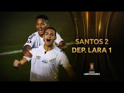 Santos Lara Goals And Highlights