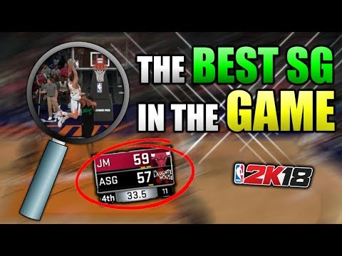 REX CHAPMAN IS THE BEST SG IN THE GAME! EASILY DROPS 30! NBA 2K18 Super Max