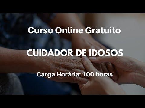 Видео Curso cuidador de idosos