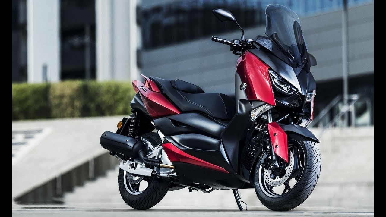 yamaha xmax 400 abs 2019 the stylish xmax youtube. Black Bedroom Furniture Sets. Home Design Ideas