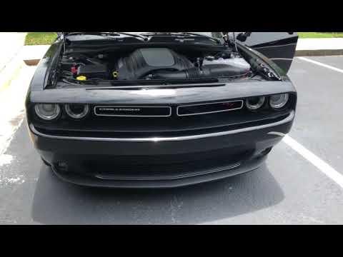 2018 Dodge Challenger Hemi RT Review