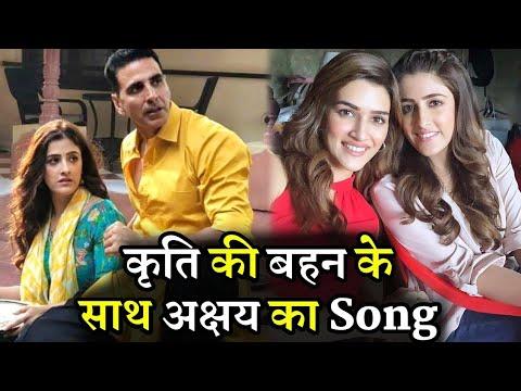 Kriti Sanon Sister Nupur Sanon Romantic Song With Akshay Kumar Mp3