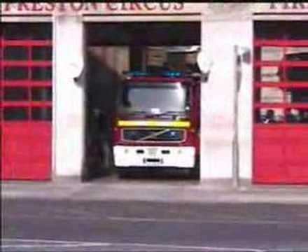 Brighton East Sussex Fire & Rescue Service