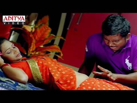 Thagubothu Ramesh Romtic Scene in Zahreela Hindi Full Movie