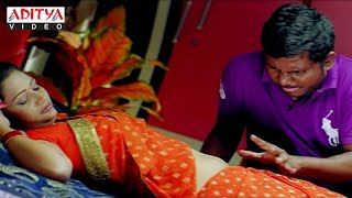 Repeat youtube video Thagubothu Ramesh Romtic Scene in Zahreela Hindi Full Movie