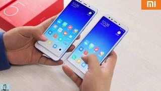 Новинки ! Xiaomi Redmi 5 Plus и Redmi 5 . Два широкоформатника от Xiaomi .