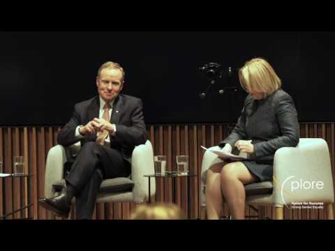 Importance of inclusion: David Morrison AO & Diana Ryall AM talk inclusive leadership