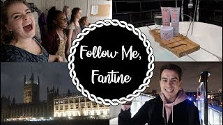 Hair, Self Care and the Les Mis Craft Fair! ♥ Follow Me, Fantine ♥ AD