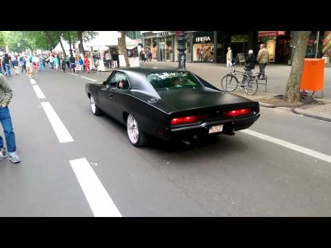 Best Dodge Charger in Germany?