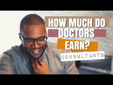 How Much Do Consultant Doctors Earn In The UK? Real Figures!