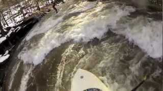 Rock Run - Whitewater SUP Teaser