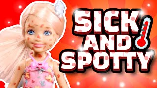 Barbie - Sick and Spotty | Ep.13