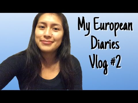 Sightseeing around Essen, Germany: My European Diaries Vlog #2